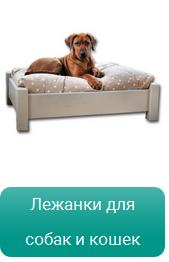 лежанки-для-собак