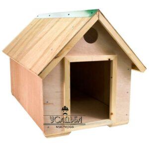 дешевая будка для собаки