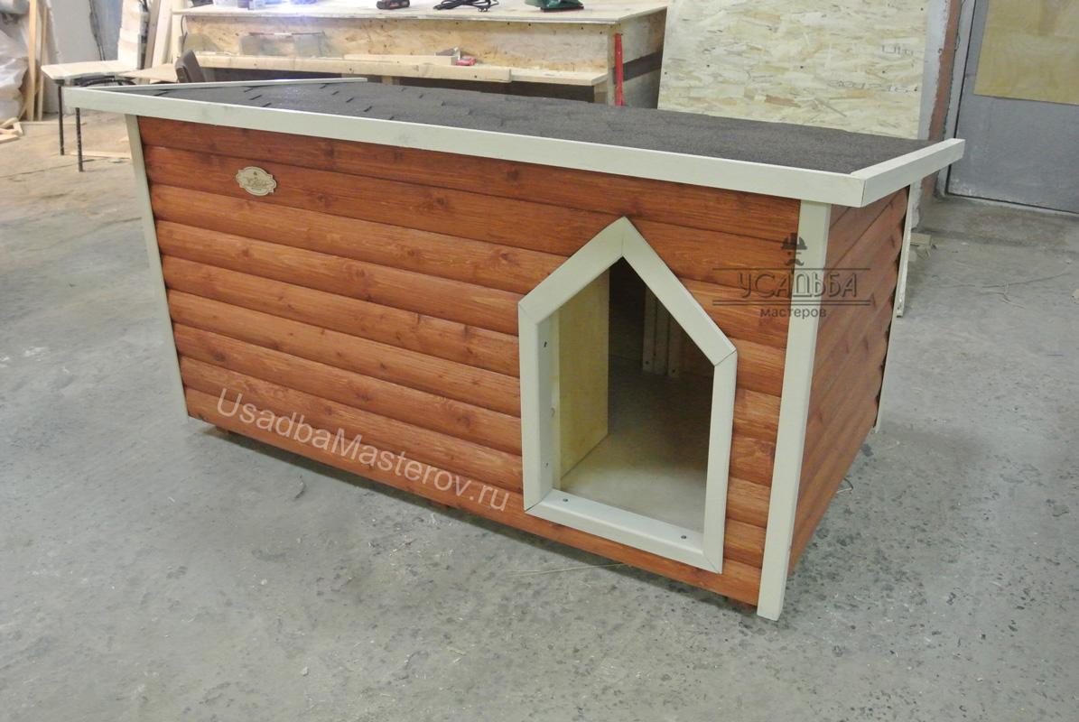 будка-для-собаки-утепленная