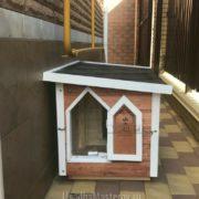 будка для собаки 100х60