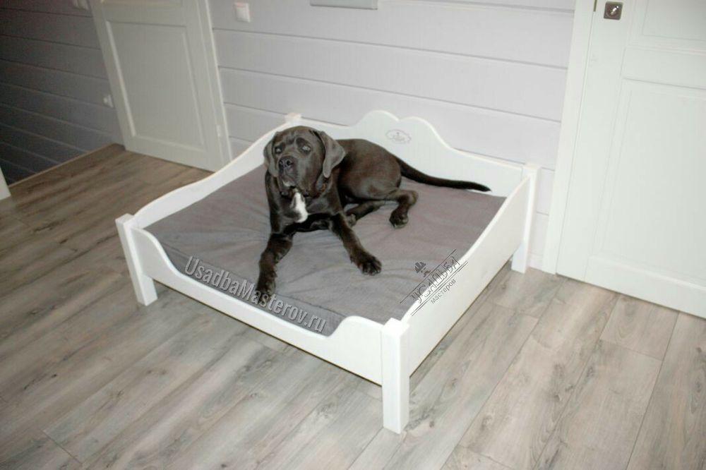 Кроватка для лабрадора 120х90 усадьба мастеров