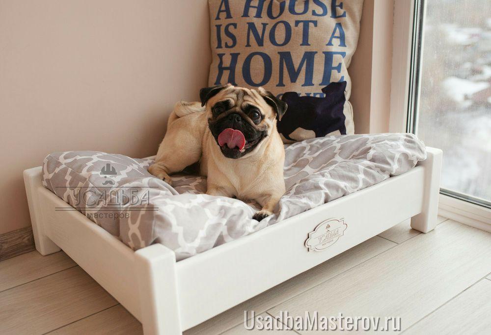 Кроватка для мопса