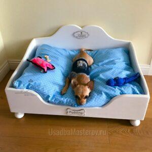 кроватка для чихуахуа 50х70 см
