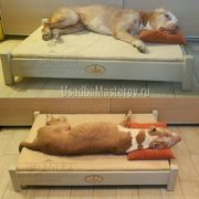 кроватка_для_собаки_с_матрасом_УсадьбаМастеров