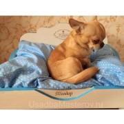 кроватка-для-маленькой собаки