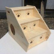 лесенка-домик для собак