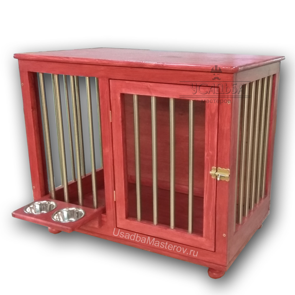 клетка-для-собаки-в-квартир