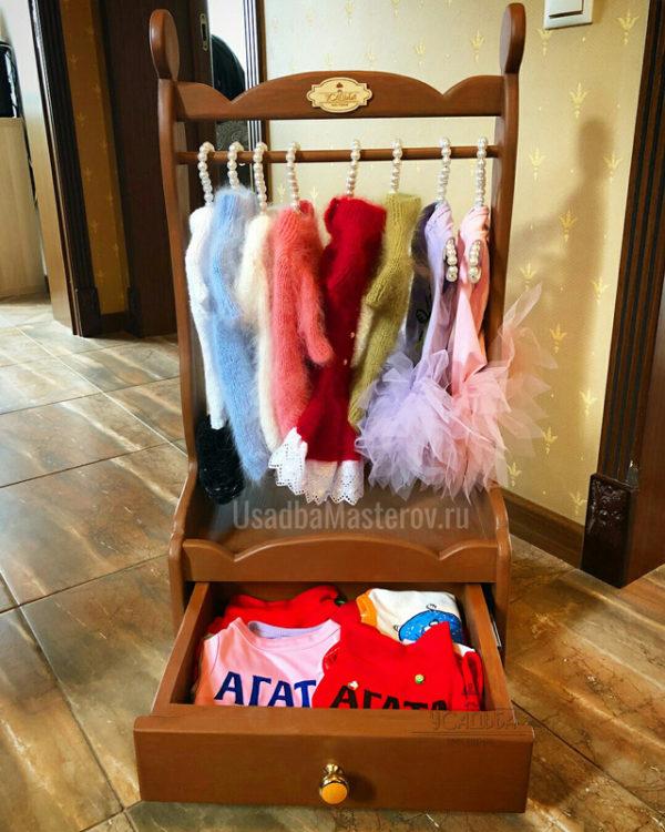 гардеробная-для-одежды-собак