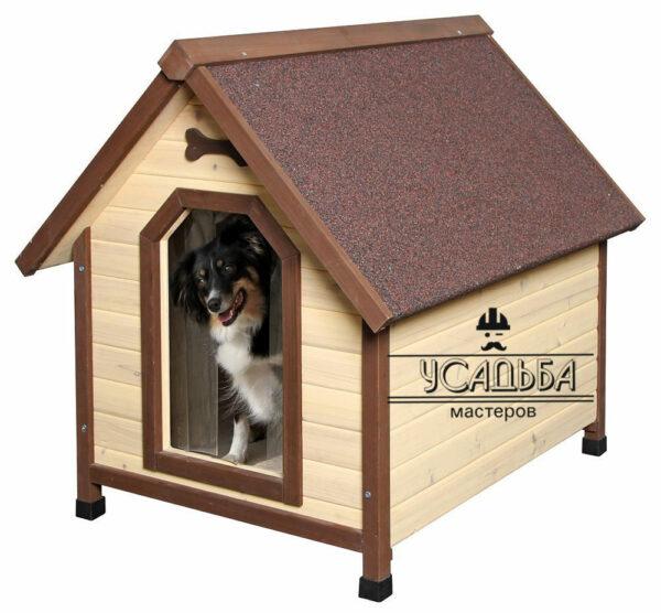 Будка для собаки «Оскар» в виде домика