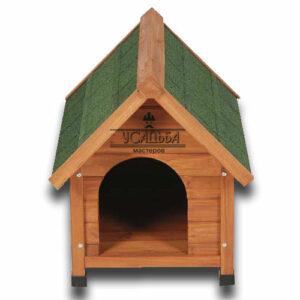Домик для маленькой собаки «Кузя»