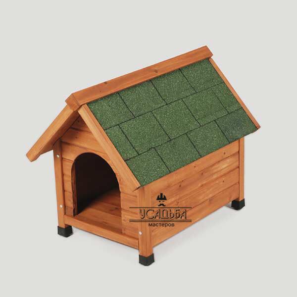 """Домик для маленькой собаки """"Кузя"""""""