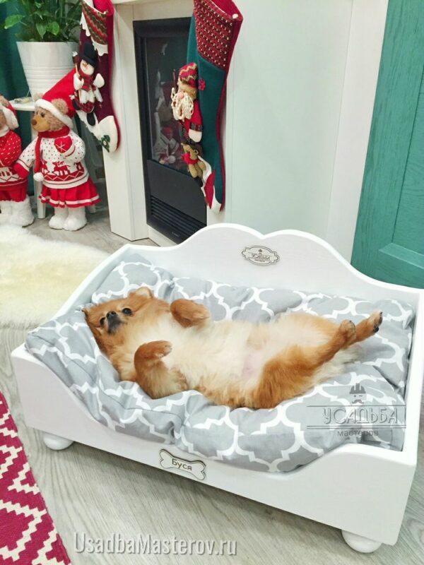 Кроватка для шпица