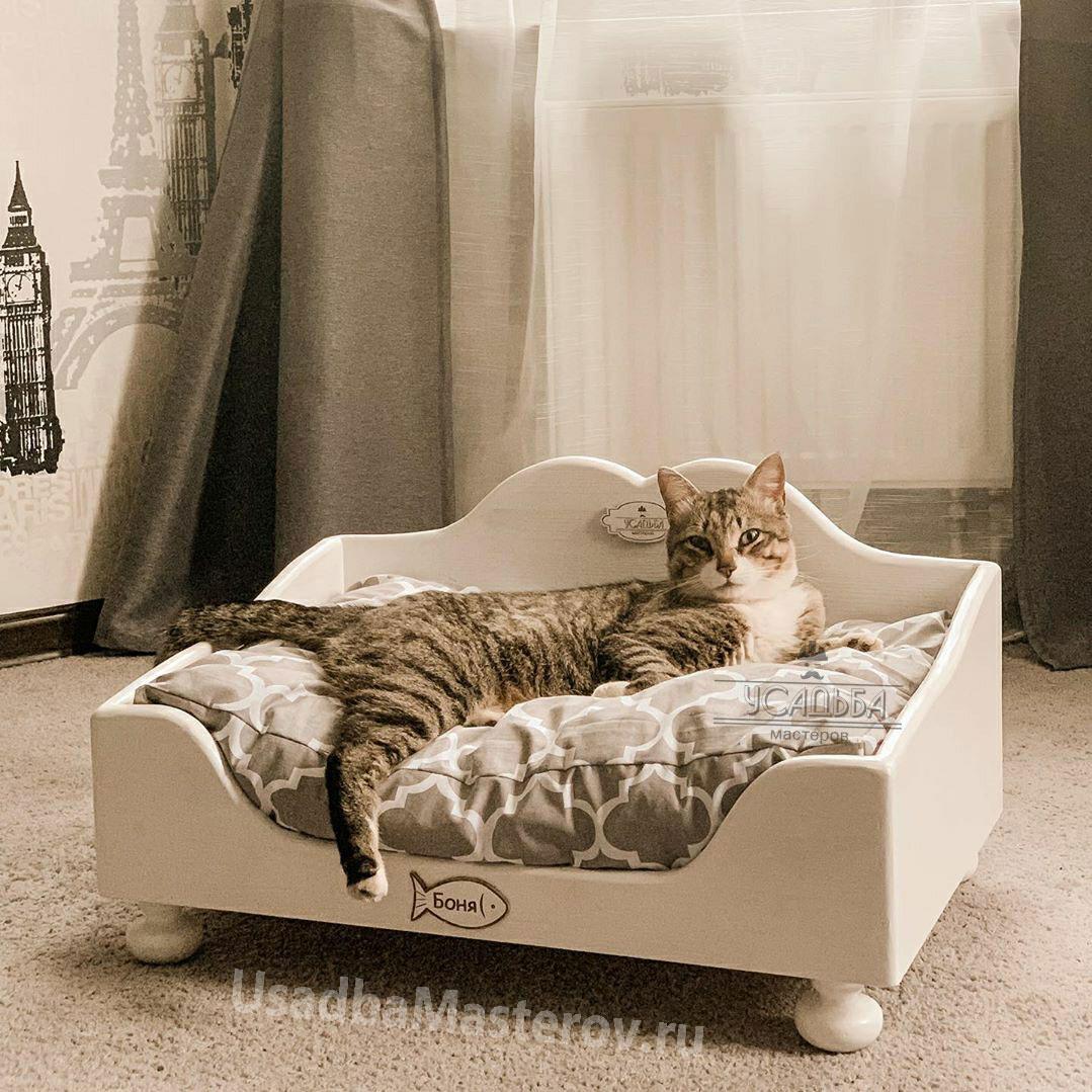 лежанка-для-кошек-усадьбама