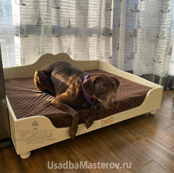 Кроватка для собаки №2