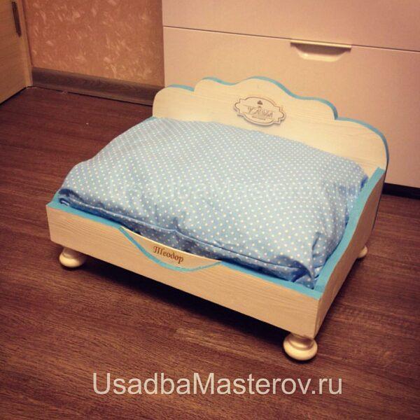 кроватка-для-собаки-элитная