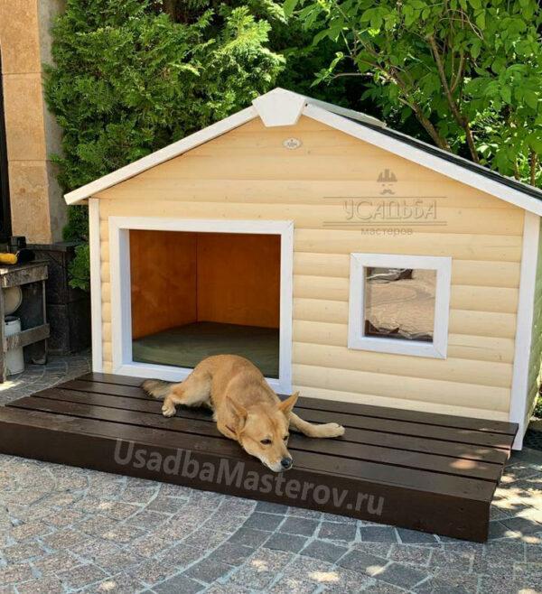 Подстилка в будку для собаки