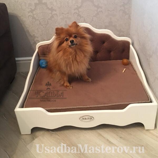 "Лежанка для собаки ""Ар-Деко"""