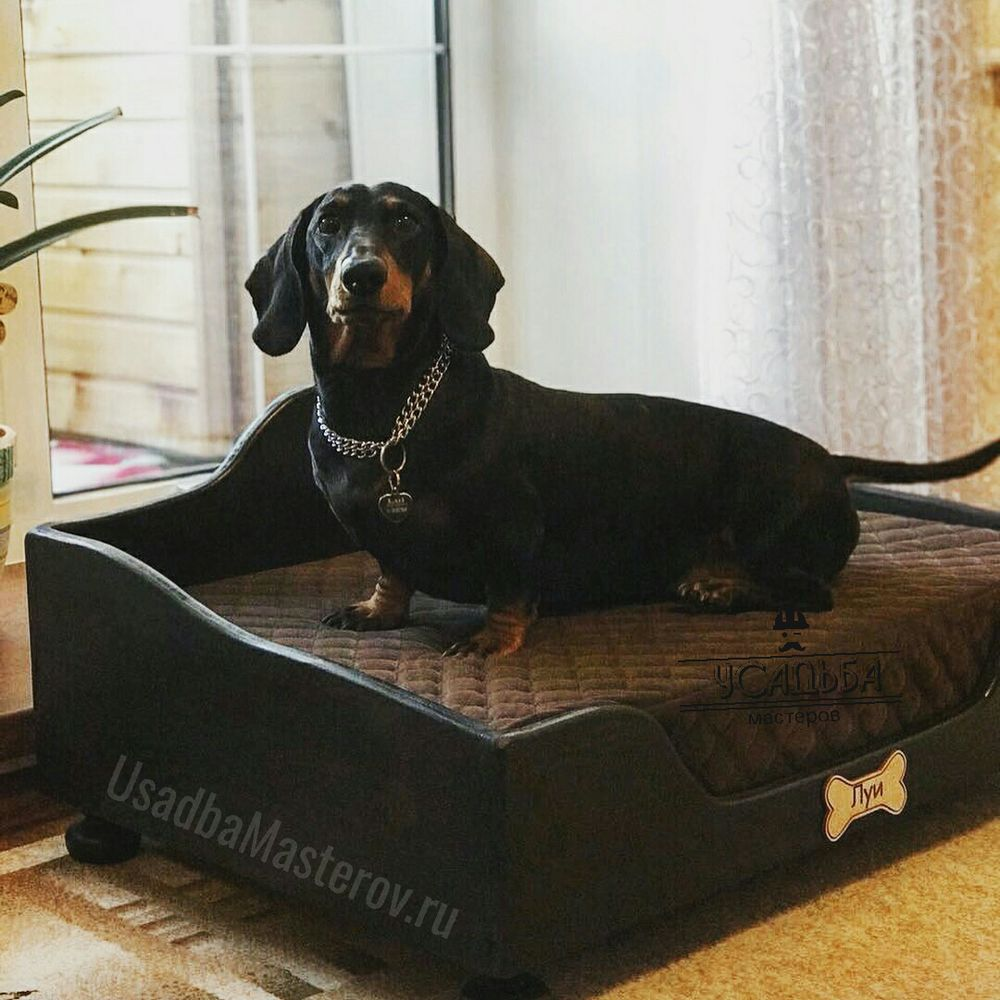 кроватка для таксы