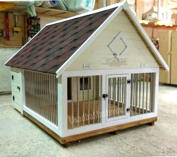 домик-вольер-для-собак-зимний-усадьба-мастеров