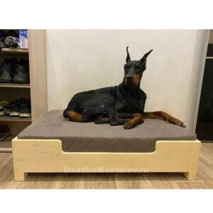 Кроватка для собаки или кошки «Лофт»