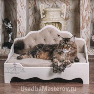 Лежанка для кошки «Ар-Деко»