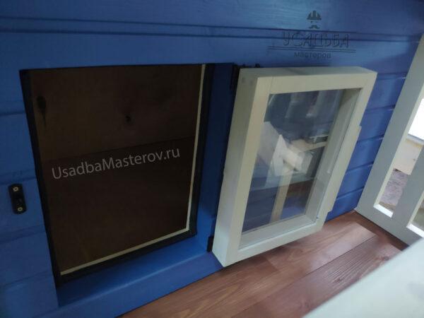 Домик для кошек «Лео»