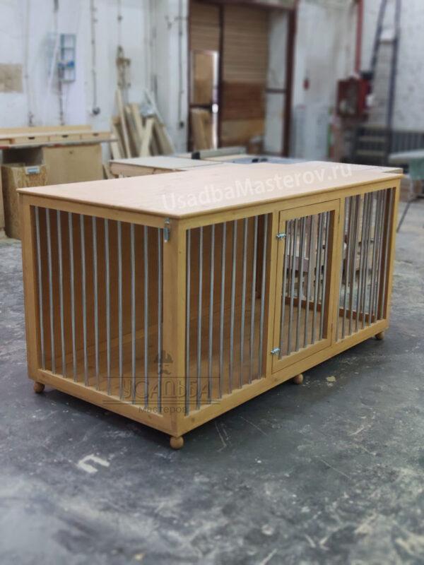 Клетка для собаки «Рокки»