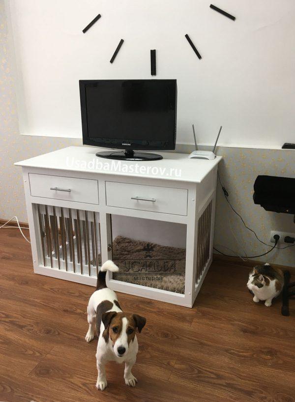 Клетка вольер для собаки «Бостон»